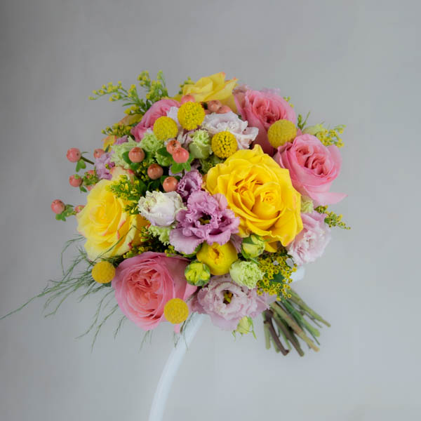 Wedding bouquet №52