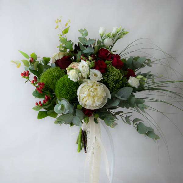 Wedding bouquet №43
